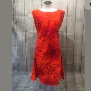 ☀️ Vintage 1960s Ke Ano Hawaii Dress sz 22 st 3095